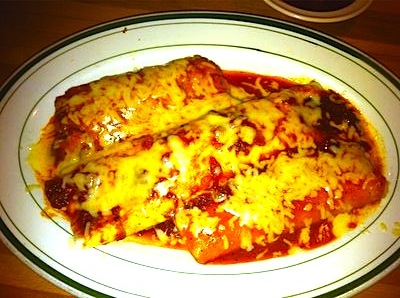 Vaquero Enchiladas