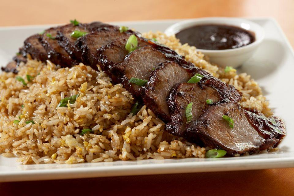 Big Bowl - Barbecue Pork Fried Rice