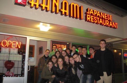 Hanami S Anese Restaurant