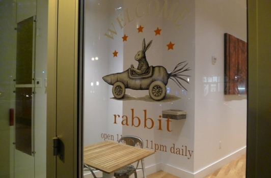 Rabbit Grill
