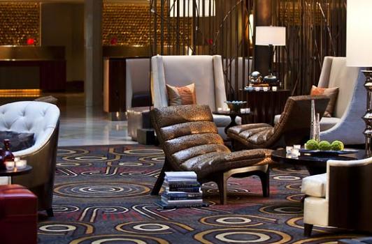Mixx Lounge - Renaissance Hotel DC
