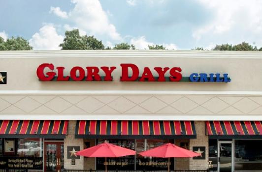 Glory Days Grill - Fairfax VA