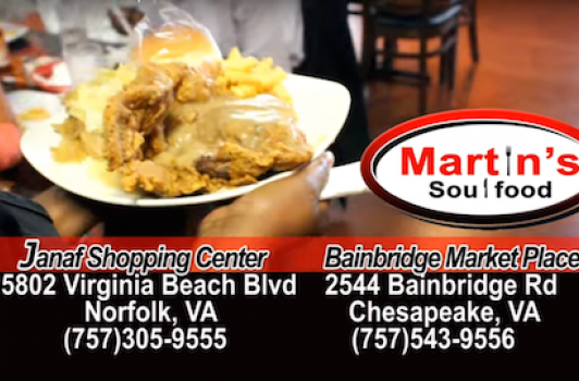 Martins soul food chesapeake va runinout food fun fashion view more forumfinder Choice Image