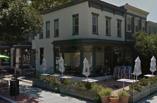 Larry's Lounge - Dupont Circle DC