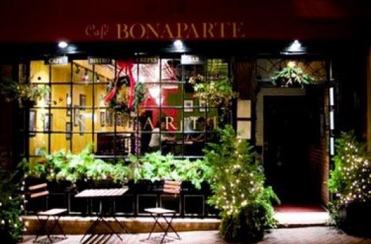 Café Bonaparte - Georgetown DC