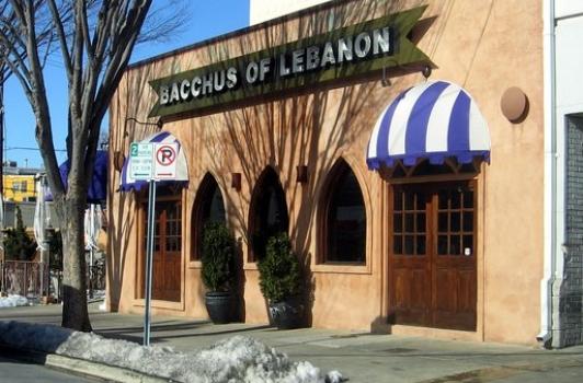Bacchus of Lebanon
