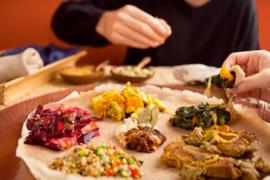 Piassa Ethio Cuisine & Cafe - Shaw DC