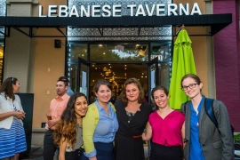 Lebanese Taverna - Woodley Park DC