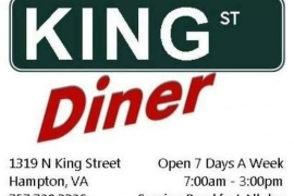 King St Diner - Hampton VA