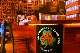 McCormack's Irish Pub - Richmond VA