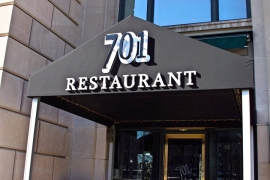 701 Pennsylvania Avenue Restaurant & Bar