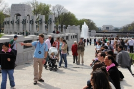 DC by Foot Tours