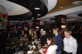 14K Restaurant & Lounge ( Downtown DC )