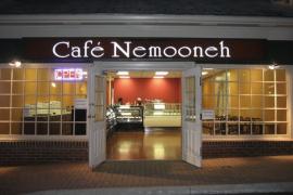 Café Nemooneh @ Vienna
