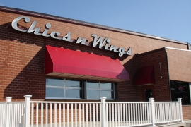 Chics N Wings @ Tysons Corner