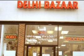 Delhi Bazaar