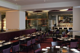 Entyse Wine Bar & Lounge - The Ritz-Carlton