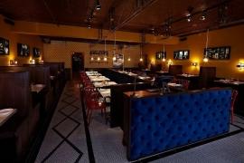 Inside of Evening Star Cafe