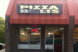 Pizza Bolis @ Vienna