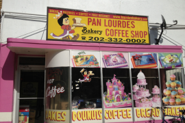 Pan Lourdes Bakery & Coffee Shop