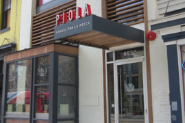 Piola Pizza - 14th St DC