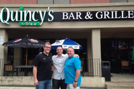 Quincy's Bar & Grille South - North Bethesda MD