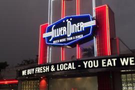Silver Diner - Clarendon VA