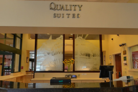 Quality Suites Lake Wright