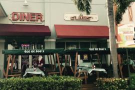 Joe's Diner - Fort Lauderdale