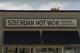Szechuan Hot Wok in Linthicum MD