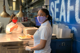 Pappas Seafood Company - MGM National Harbor MD