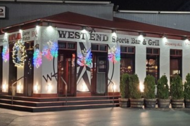 West End Sports Bar & Grill - Annapolis MD