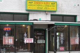 Zenebech Injera - Shaw DC