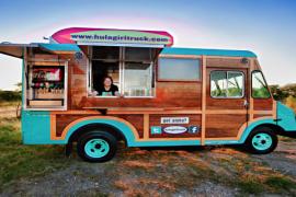 Hula Girl Truck