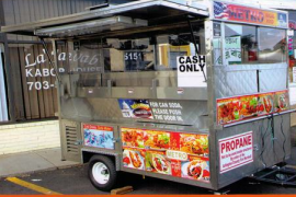 Metro Halal Food Cart