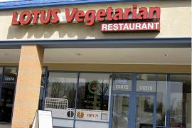 Lotus Vegetarian @ Chantilly