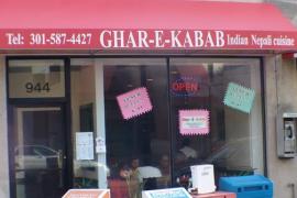 Ghar-E-Kabab - Silver Spring MD