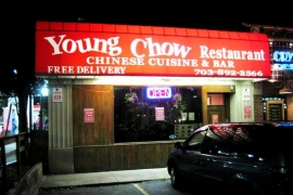 Young Chow Restaurant @ Crystal City