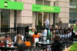Big Buns Damn Good Burgers