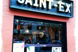 Cafe Saint-Ex - U Street Corridor DC