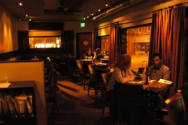 Corner Charcuterie Bar