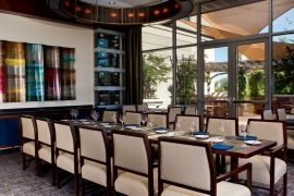 Vinifera Dining Area