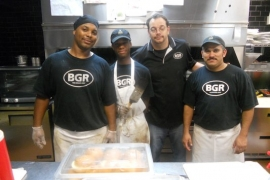 BGR Burger Joint - Bethesda MD