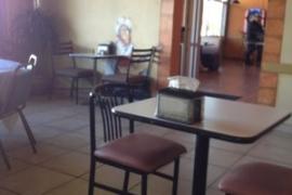 Sin Fronteras Cafe @  Sin Fronteras Cafe