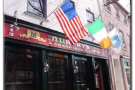 Murphy's Irish Pub - Old Town VA