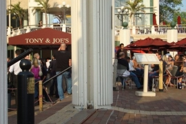 Tony & Joe's Seafood - Georgetown DC