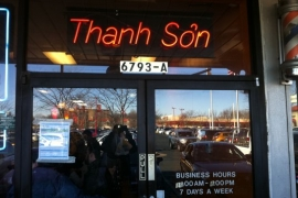 Thanh Son Tofu - Eden Center VA