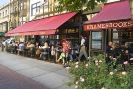 Kramerbooks & Afterwords Cafe - Dupont Circle DC