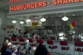 Johnny Rockets - Alexandria VA