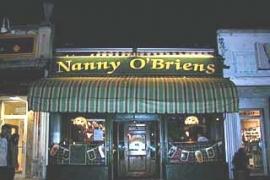 Nanny O'Brien's Irish Pub - Cleveland Park DC